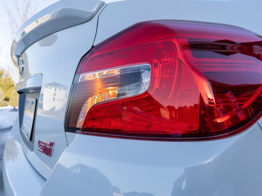 2015 WRX / STI Tail Light Overlay V0