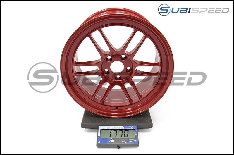 Enkei RPF1 Competition Red Weight