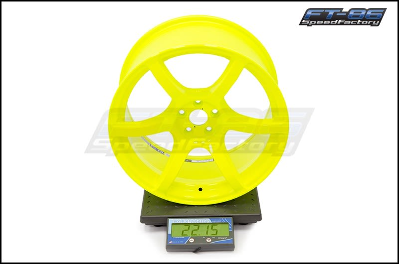 Ray Gram Lights 57C6 Luminous Yellow 18x9.5 +40mm FT Scale