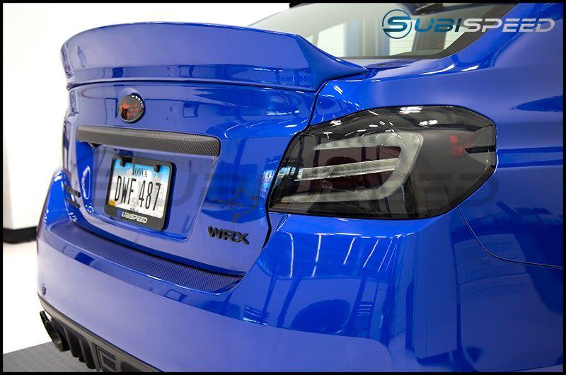 15-20 Subaru WRX & STI OLM Two Point Zero Duckbill Trunk Spoiler