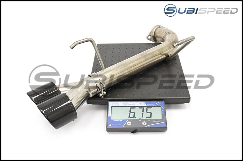 Subispeed Axleback Weight3