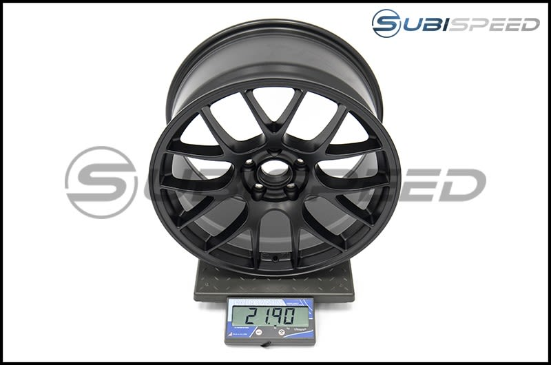 Apex Race Parts EC-7 Satin Black