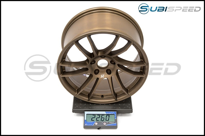 Ray Gram Lights 57XTC Bronze 18X9.5 +38 Subi Scale