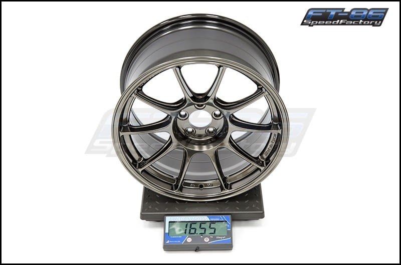WedsSport TC105X 17x9 +35 EJ-TI FT Scale