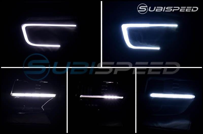 2015+ WRX C-light Upgrade