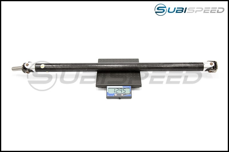 Driveshaft Shop Carbon Fiber Driveshaft Subaru WRX 6MT 2015+Scale