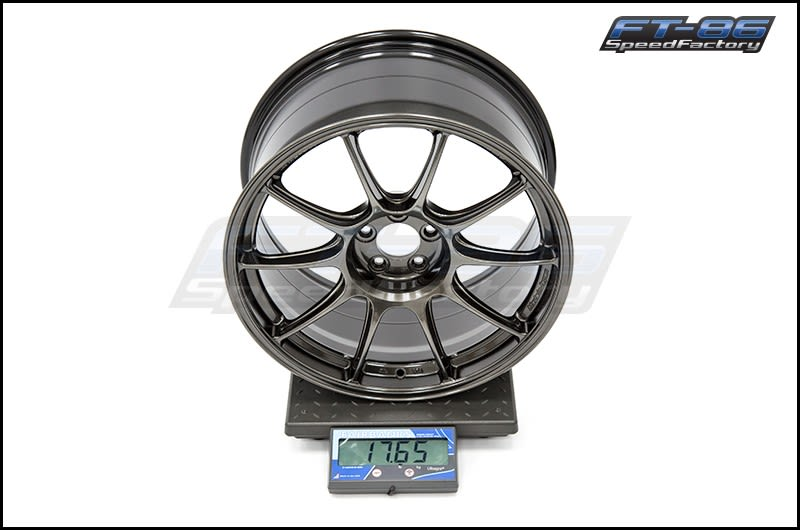 WedsSport TC105X 18x9.5 +45 EJ-TI FT Scale