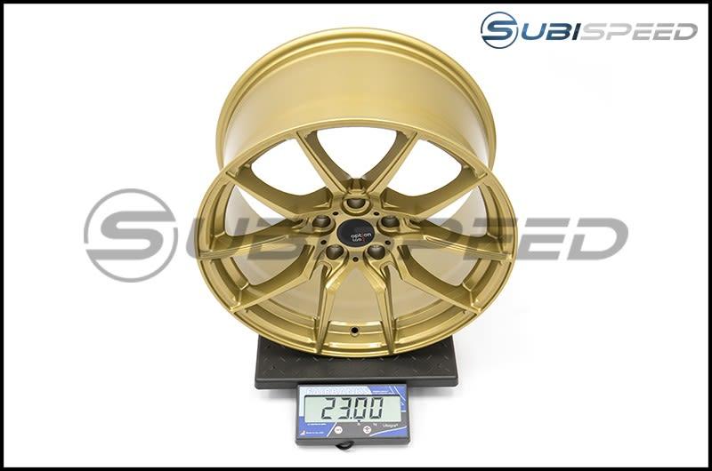 Option Lab R716 Top Secret Gold