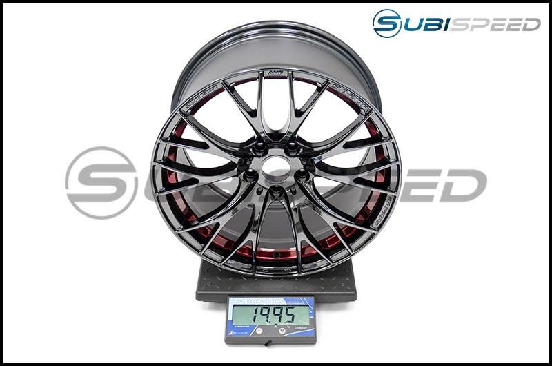 WedsSport SA-20R RLC 18x9.5 +38 R Face Scale Subi