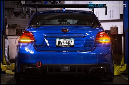 2015+ WRX SubiSpeed Tail Lights