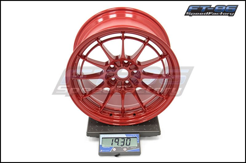 Enkei NT03+M 18x9.5 +40 Competition Red