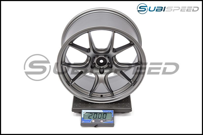 Doss FF3 18x9.5 +35 Silver Machine FT Scale