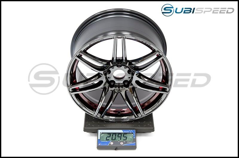 WedsSport SA-77R 18 X 9.5 +38 RLC Subi Scale