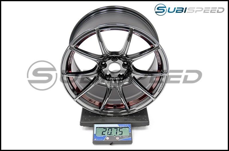 WedsSport SA-10R RLC 18x9.5 +38 R Face Scale Subi