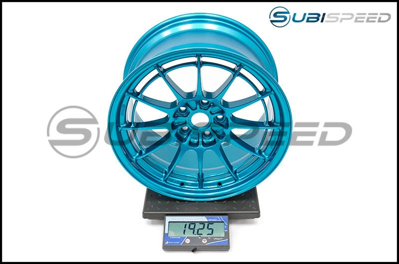 Enkei NT03+M 18x9.5 5x114.3 40mm Emerald Blue