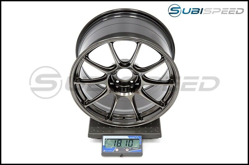 WedsSport TC105X 18x10 +35 EJ-TI Subi Scale