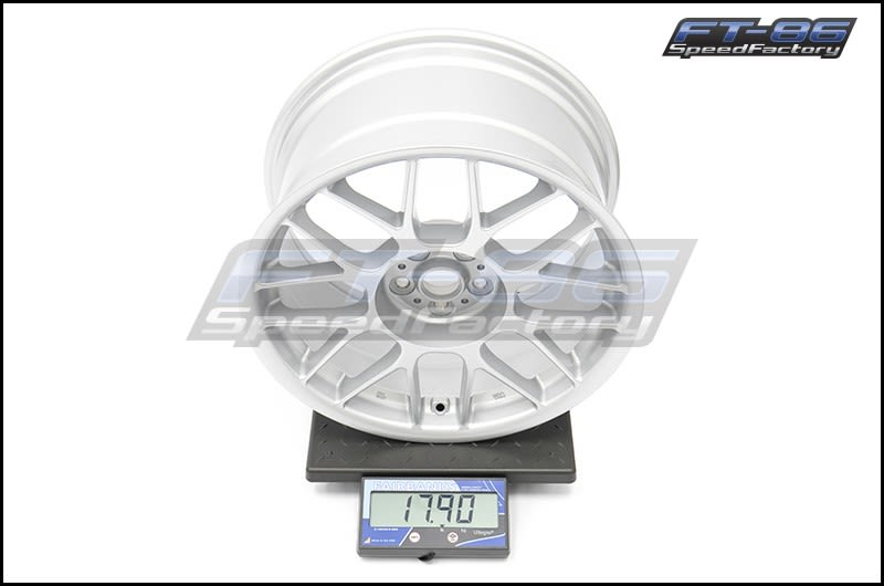 Apex Race Parts ARC-8 Race Silver