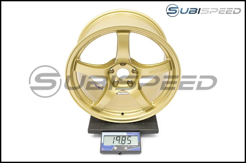 Rays Gram Lights 57CR E8 Gold