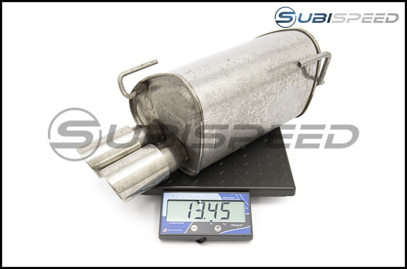 Subispeed Axleback Weight1