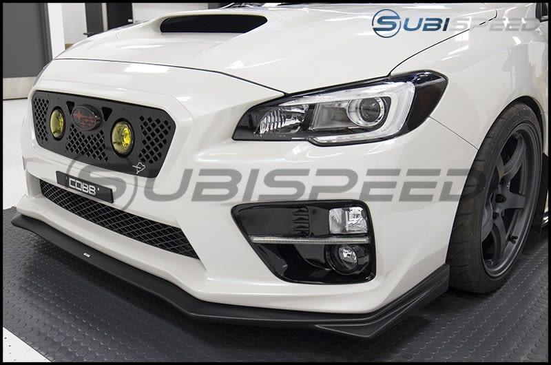 2018 Subaru OEM STI Front Under Spoiler