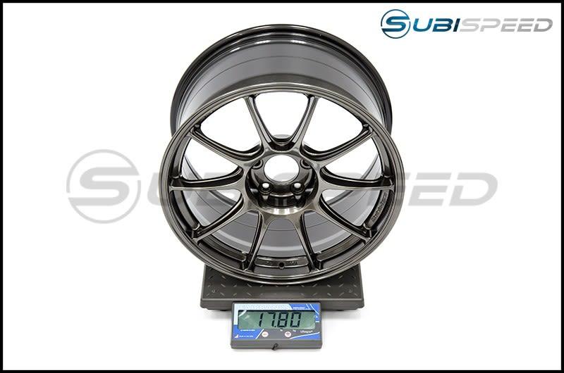 WedsSport TC105X 18 x 9.5 +35 EJ-TI Subi Scale