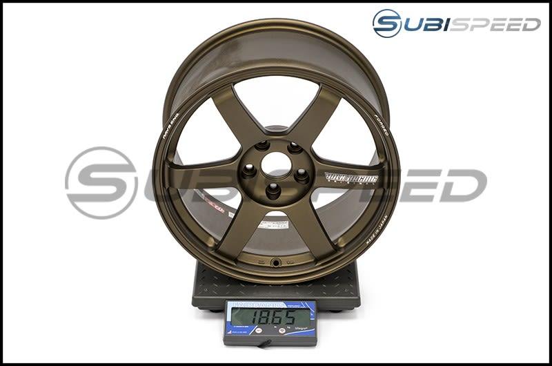 Volk TE37 SAGA Bronze