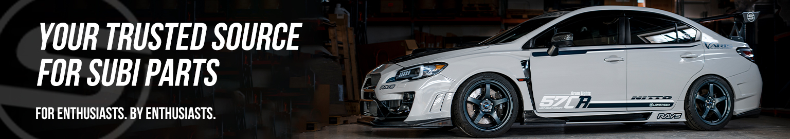 2015-2020 STI Performance Parts & Accessories