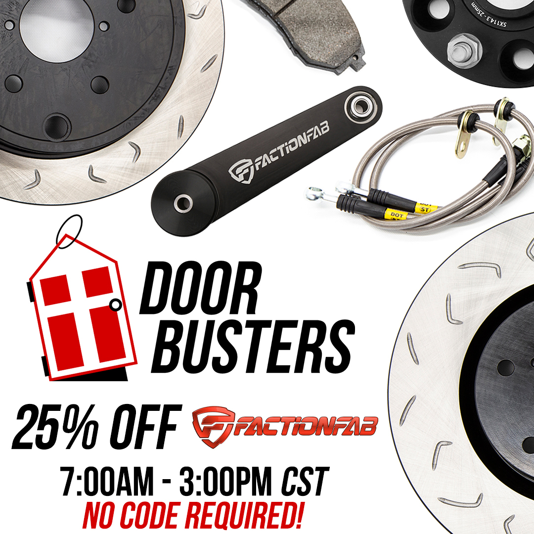 FactionFab 25% off! no code required