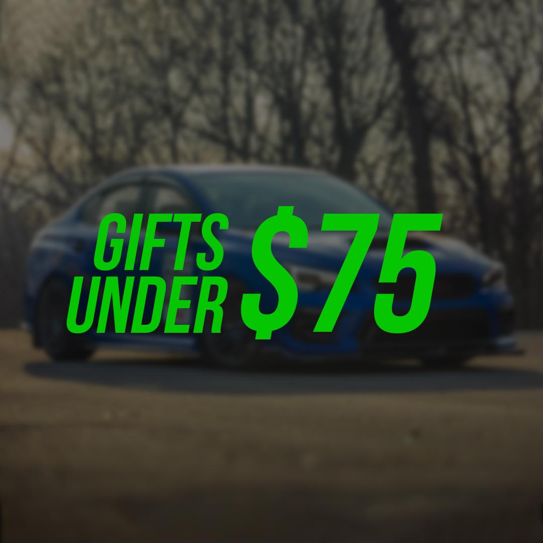 Stocking stuffers under $75 subispeed