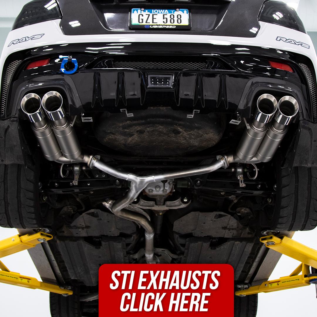 Shop subispeed 2015 Subaru WRX STI exhausts here!