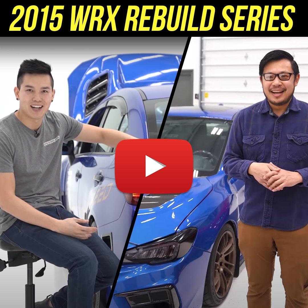 Subispeed WRX Re-Build Series!
