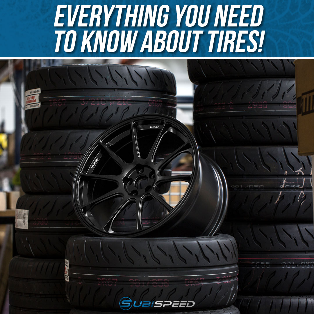 Everything you need to know about tires