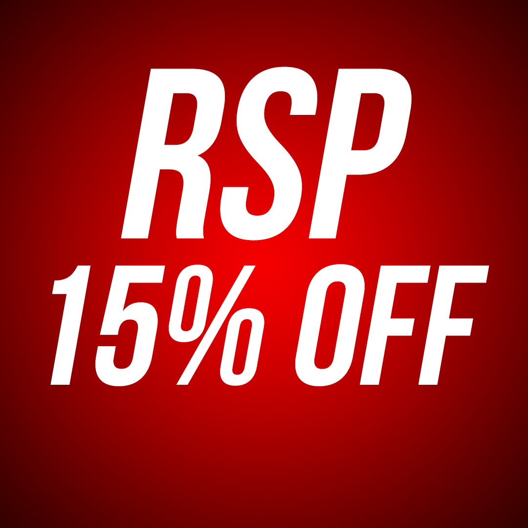 Save 10% off Rising Sun Products (RSP) aftermarket parts and accessories until September 7th!