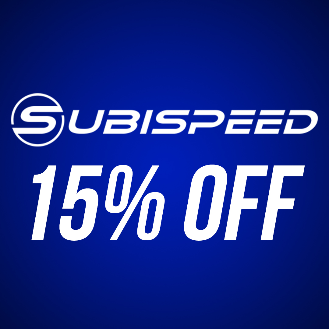 Save 15% off FTspeed aftermarket parts and accessories until September 7th!