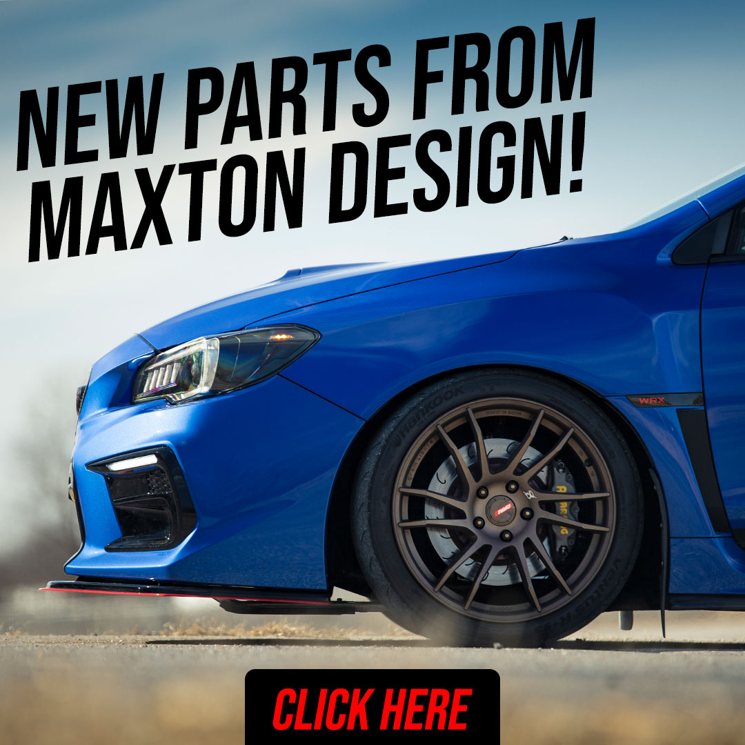 New Maxton Design parts and accessories!